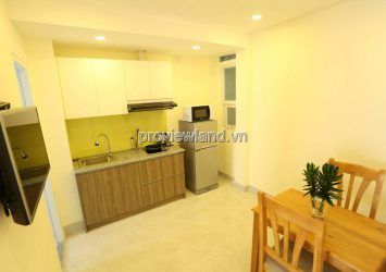 Serviced apartment for rent at Nguyen Ngoc Phuong