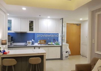 Apartment for rent in Masteri Thao Dien 2 bedrooms 59m2 high floor