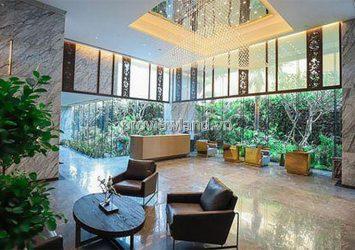 Serenity Sky Villas apartment rent in District 3 area 123sqm 2 bedrooms