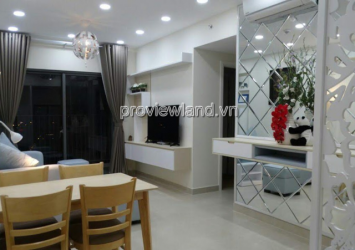 Masteri Thao Dien apartment for sale 2 bedrooms corner apartment
