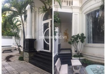 Need to rent villas along Saigon river  view Landmark 81