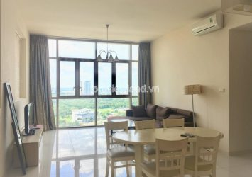The Vista apartment for rent with 3 bedrooms view sky garden