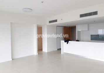 Gateway Thao Dien apartment with 2 bedrooms for rent high floor