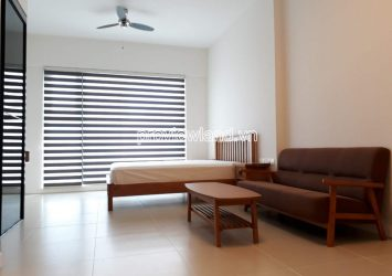 Apartment for rent with 1 bedrooms at Gateway Thao Dien high floor