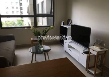 Apartment for rent in Masteri Thao Dien Block T2 with 1 bedroom