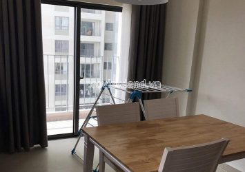 Apartment for rent in Masteri Block T2 with 2 bedrooms high floor