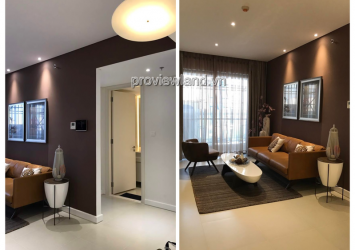 Gateway Thao Dien apartment for sale 2 bedrooms nice furniture