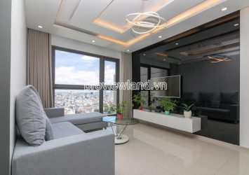 Apartment for rent in Pearl Plaza in middle floor with 2 bedrooms