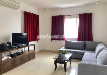 Apartment for rent in River Garden river view with high-end furniture