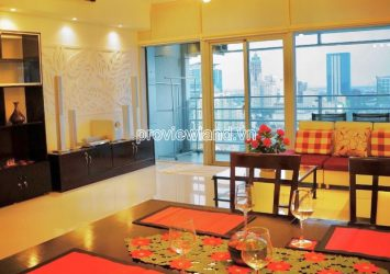 Apartment for rent 2 bedrooms in Sailing Tower high floor nice view
