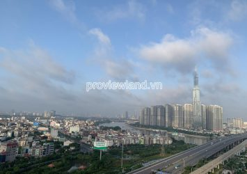 Thao Dien Pearl apartment for rent 2brs