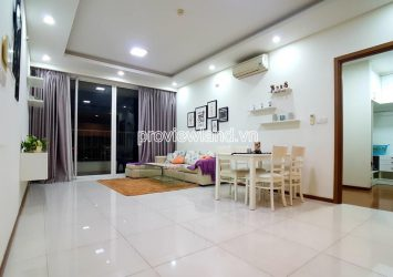 Apartment for rent in Thao Dien Peal 2 bedrooms  fully furnished
