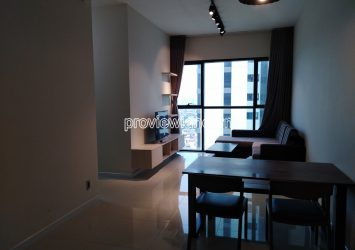 High floor apartment for rent at The Ascent with 2 bedrooms fully furnished