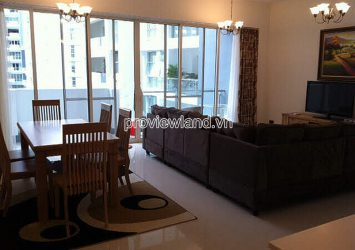 Apartment for rent in low floor at The Estella An Phu with 3 bedrooms