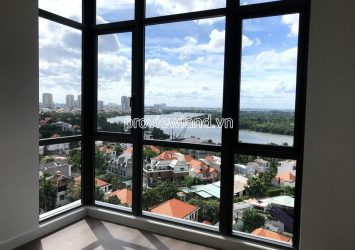 Apartment for rent at The Nassim Thao Dien 2 beautiful view bedrooms