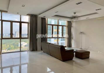 Apartment for rent with 4 bedrooms high floor at The Vista An Phu