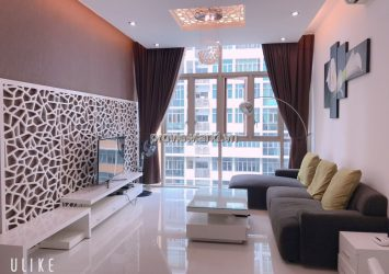 The Vista apartment for rent with 2 bedrooms fully furnished