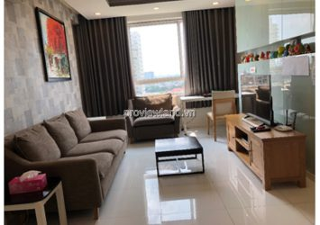 Fully furnished 2 bedrooms apartment for rent in Tropic Garden