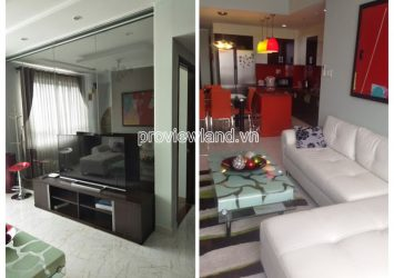 Tropic Garden Thao Dien apartment for rent high floor with 2 bedrooms