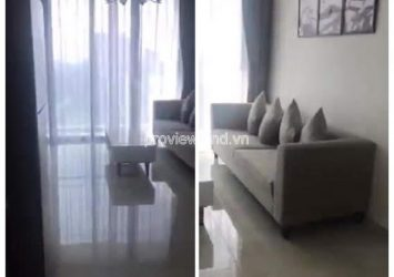Studio apartment for rent in Vinhome Golden River high floor.