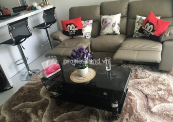 Apartment for rent in Vinhome Central Park with 2 bedrooms