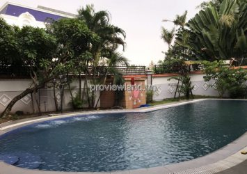 Kim Son Thao Dien villa for rent have area 640m2 7BRS 7WCS