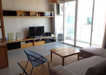 Apartment for rent in Fideco Thao Dien 3 bedrooms full furniture area 140m2