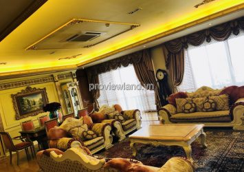 Penthouse Apartment for rent The EverRich District 11 5BRs 768m2 2 floors