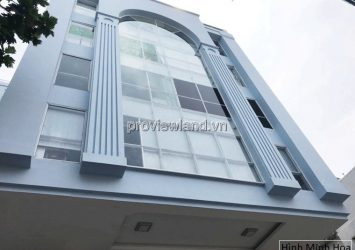 Lease of the central office building District 1 near Ben Thanh market with 7 floors of machines