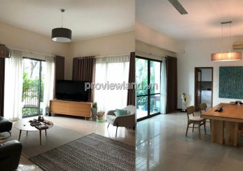 Villa Rivera for rent 3 floors 310m2 4 bedrooms fully furnished