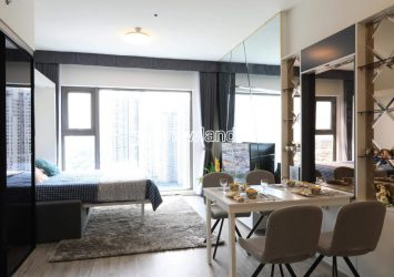 High floor studio apartment 1 bedroom at Gateway Thao Dien need for rent