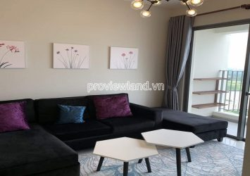Apartment for rent in Masteri An Phu high floor nice view tower A