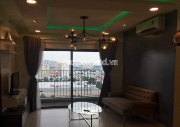 Apartment for rent in Masteri Thao Dien nice view 1 bedroom high floor