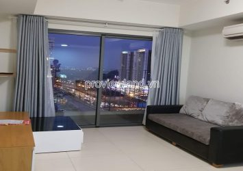Masteri Thao Dien apartment in Tower T5 for rent high floor nice view