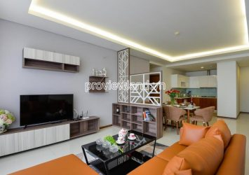 Apartment for rent at Block A with 3 bedrooms Thao Dien Pearl