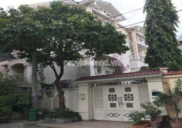 Villa for rent at Tran Nao