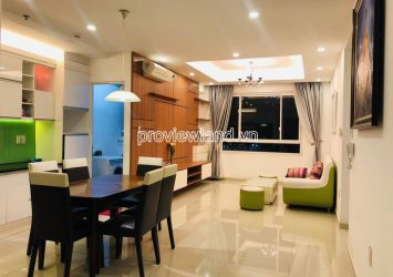 Apartment for rent in Tropic Garden with 2 bedrooms high floor