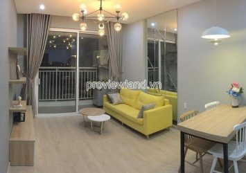 Apartment for rent in Tropic Garden A1 Tower included 2 bedrooms