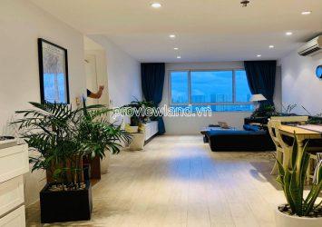 For rent apartment with 2 bedrooms in Tropic Garden Thao Dien