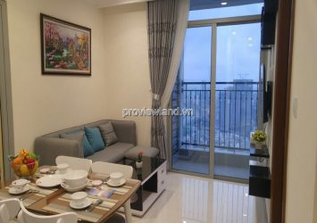 Vinhomes Central Park apartment for rent with 2 bedrooms high floor