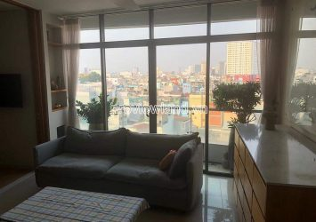 Apartment for rent in City Garden with 1 bedroom Boulevard Tower