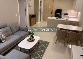 Estella Heights Block T4 apartment has 1 bedroom for rent with pool view