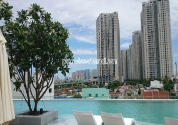 Nice view apartment for rent in Gateway Thao Dien 1 bedroom block Aspen
