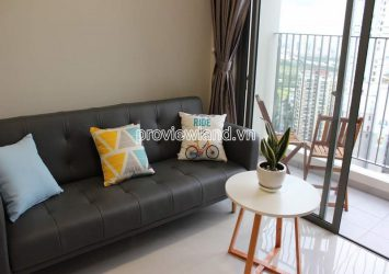 Apartment need for rent with 2 bedrooms high floor at Masteri An Phu Tower B