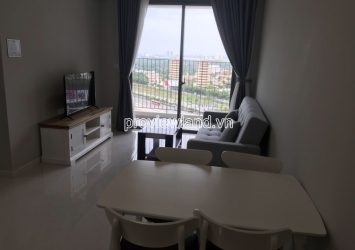 High floor apartment for rent at Masteri An Phu has highway view with 2 bedrooms