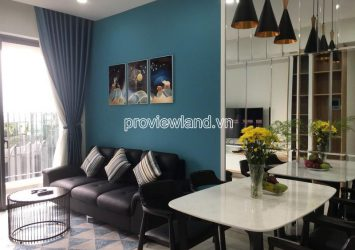 Low floor apartment for rent with 2 bedrooms in Block B Masteri An Phu