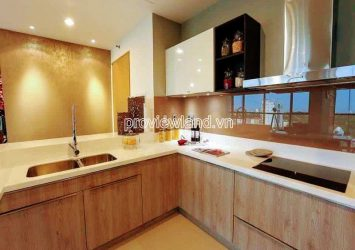 The Ascent Thao Dien block B apartment for rent with 2 bedrooms fully furnished