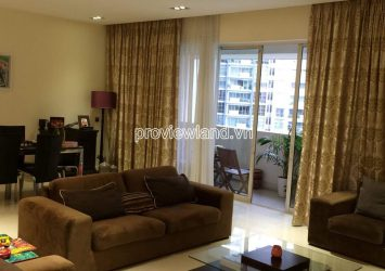 Apartment for rent in Block 3A The Estella An Phu fully luxury furnished