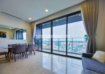 High-class 3 bedrooms apartment for rent in The Nassim Thao Dien