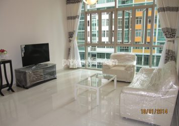 Luxury apartment for rent with 3 bedrooms has swimming pool nice view at The Vista